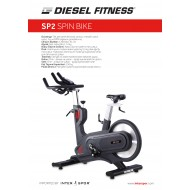 SP2 SPIN BIKE